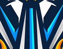 'Victory Gaming' Mascot logo