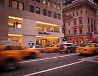 Salvatore Ferragamo Flagship store NY