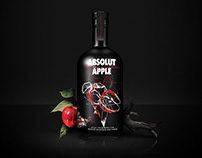 Redesign of Absolut Vodka - Packaging Design (PART I)