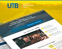 UI/UX design for online service