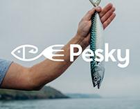 Pesky Fish Website