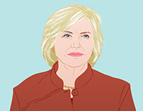 NPR: 2016 Presidential Candidate Illustrations
