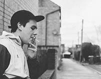 Adam PG - DJ Promotional Photography