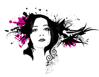 illustration drawing for Barbara Monacelli