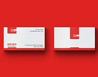 Freebie  4 Color Business Card - Free Download