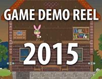 Game Demo Reel (2015)