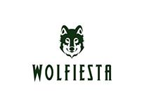 Wolfiesta Logo Design