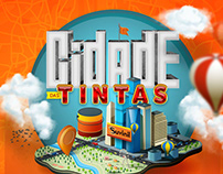 GAME :: Cidade das Tintas
