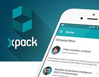 Xpack - Corporate App