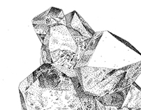 Stippling - Diamond
