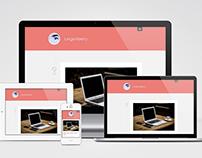 Lingonberry : Free Simple Blogging WordPress Theme