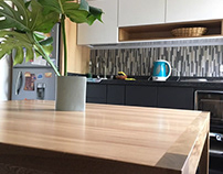 Diseño arquitectónico + mobiliario CASA CHIROLLA