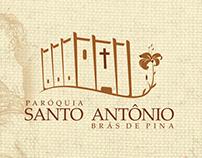 ID | Paróquia Santo Antônio Brás de Pina - SP