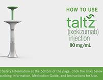 Taltz Syringe