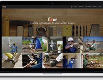 Fiixr Responsive website