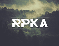 Self Branding | Logotype - RPKA
