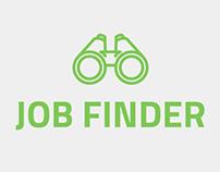 Job Finder Website Project