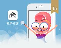 Flip-Flop Photo app