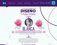 Portafolio página Web