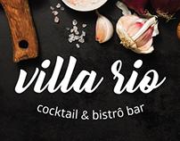 Villa Rio - Identidade
