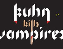 AT Kuhn // Free Font