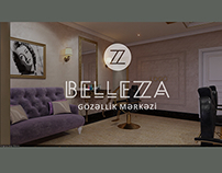 BELLEZZA Beauty salon in Binegedi raion.Second floor