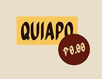 Quiapo Free — Brush Typeface