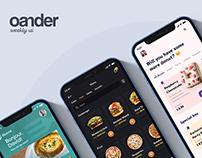 001. Week - Food delivery app