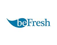 Logomarca | BeFresh