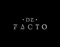De Facto Branding