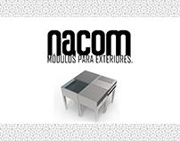 NACOM - Módulos para exteriores