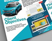 Case Studies - Brochures & A4