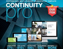 Continuity PRO Keynote