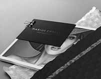 Corporate Design of Marius Engels Photography