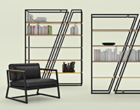 Horizon - Bookcase