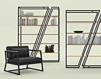 Horizon - Bookcase