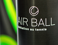 Eco Packaging Concept | Air Ball