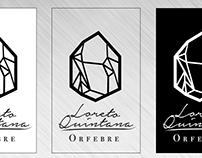 Branding Loreto Quintana / Orfebre