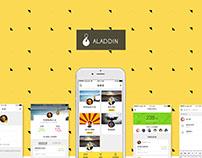 Aladdin - Stock app (Job experience)