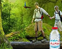 ALPIN NATURAL MINERAL WATER