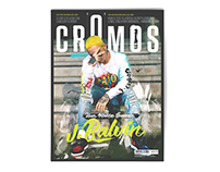 J. Balvin Cover Cromos