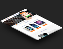 GS Infor - Landing Page