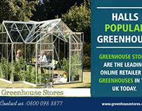 Halls Popular Greenhouse | 800 098 8877 | greenhousesto