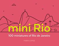 mini Rio: 100 miniatures of Rio de Janeiro