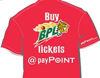 BPL T20 T-shirt