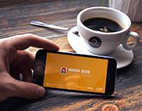 Modulblok - app & brochure in augmented reality