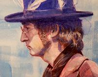 In Memoriam: John Lennon 9 Oct 1940 – 8 Dec 1980