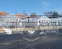 Urban Food Hubs Program : UDC x Capital City Organics