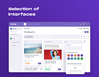 Selection of interfaces