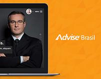 Advise Brasil - Website Redesign
